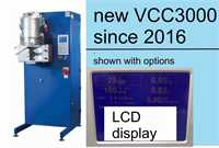 Continuous casting machine .VCC3000 LCD